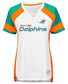 Majestic Women's Miami Dolphins Draft Me T-Shirt