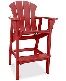 Sunrise High Dining Outdoor Adirondack Chair