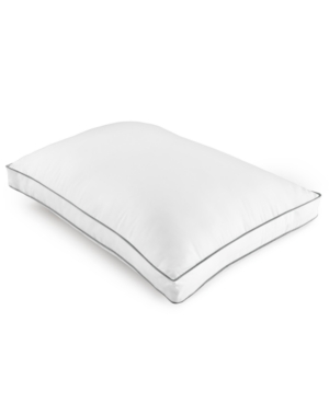 Dream Science Memorelle Memory Foam Alternative Extra Firm King Pillow By Martha Stewart Collection Created for Macys Bedding