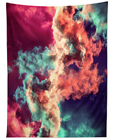 Deny Designs Caleb Troy Yin Yang Painted Clouds Tapestry