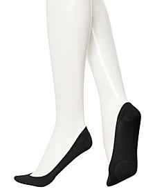 Women's Padded Hidden Microfiber Liner Socks