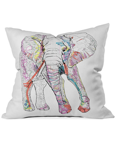 Deny Designs Casey Rogers Elephant 1 16