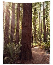 Deny Designs Bree Madden Redwoods Tapestry