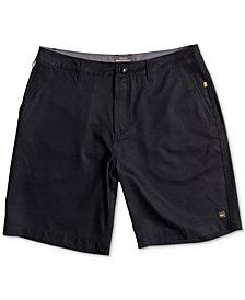 Quiksilver Waterman Men's Striker 3 Stretch Quick Dry Hybrid Shorts