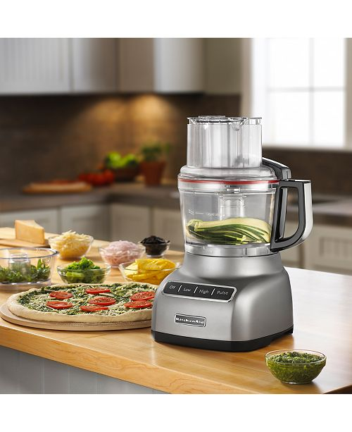 Kitchenaid Kfp0922cu 9 Cup Food Processor With Exactslice System 121 Reviews Main Image