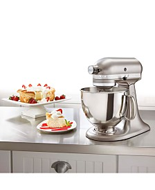 CLOSEOUT! KitchenAid® KSM150APS 5-Qt Architect Series Tilt-Head Stand Mixer