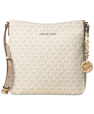 Image of MICHAEL Michael Kors Signature Jet Set Travel Large Messenger