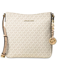 MICHAEL Michael Kors Signature Jet Set Travel Large Messenger