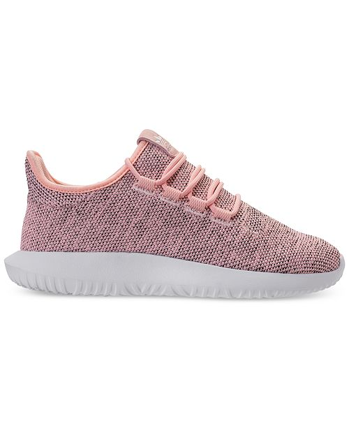 05ff9e9fd9bb adidas Women s Tubular Shadow Casual Sneakers from Finish Line ...
