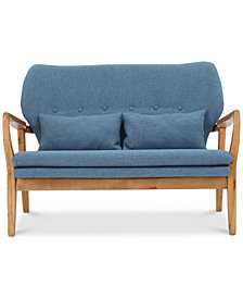 Areba Loveseat, Quick Ship