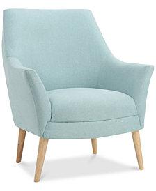 Fannen Club Chair, Quick Ship