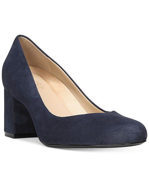 d3ae392b62 Naturalizer Whitney Pumps   Reviews - Pumps - Shoes - Macy s