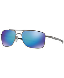 Oakley Polarized Gauge 8 Prizm Sunglasses, OO4124 62
