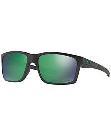 Oakley Polarized Mainlink Prizm Sunglasses, OO9264 57
