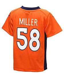 Von Miller Denver Broncos Game Jersey, Infant Boys (12-24 months)