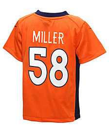 Nike Von Miller Denver Broncos Game Jersey, Infant Boys (12-24 months)