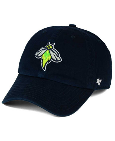'47 Brand Columbia Fireflies MiLB Clean Up Cap