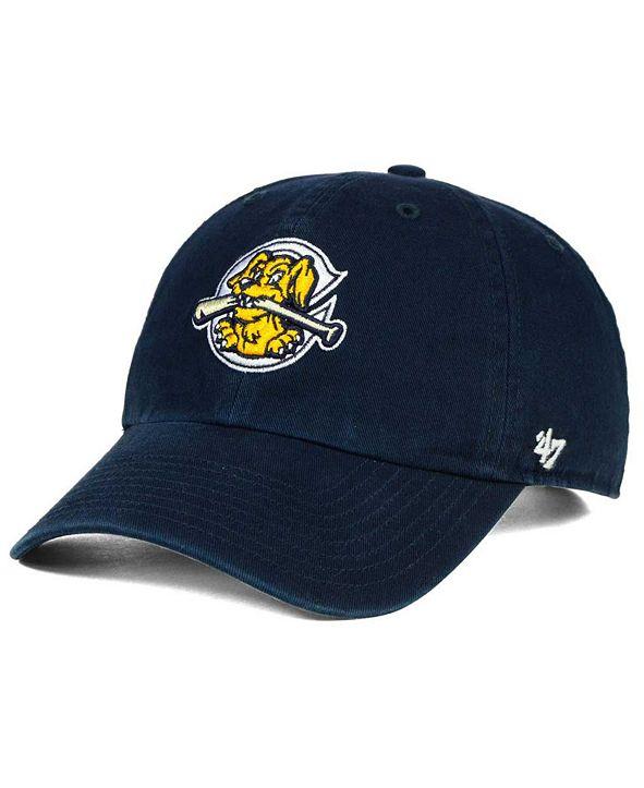 '47 Brand Charleston RiverDogs MiLB Clean Up Cap
