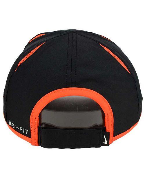 ... Nike San Francisco Giants Dri-FIT Featherlight Adjustable Cap ... b0f72e01da9