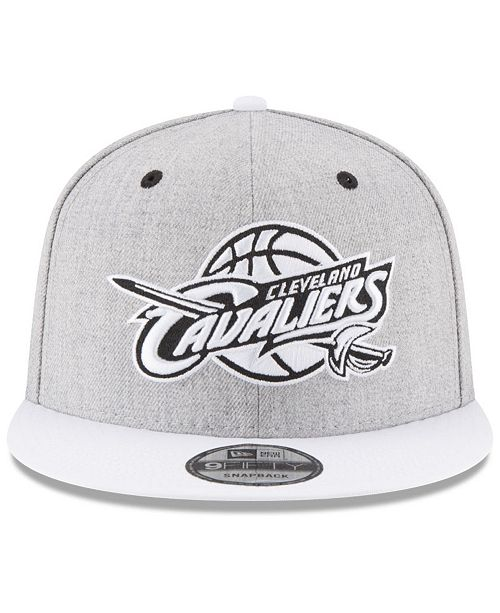 hot sale online b9943 b20f0 ... spain new era. cleveland cavaliers white vize 9fifty snapback cap. be  the first to
