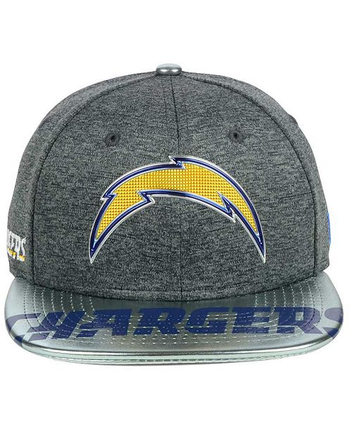 separation shoes e82ae 0081b ... hot new era. los angeles chargers 2017 draft 9fifty snapback cap. be  the first