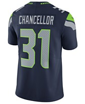 6ba21073c Nike Men's Kam Chancellor Seattle Seahawks Vapor Untouchable Limited Jersey