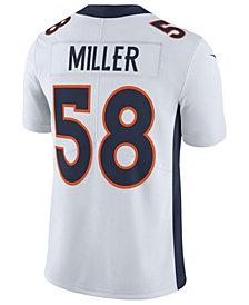 Nike Men's Von Miller Denver Broncos Vapor Untouchable Limited Jersey