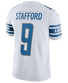Men's Matthew Stafford Detroit Lions Vapor Untouchable Limited Jersey