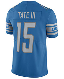 Nike Men's Golden Tate Detroit Lions Vapor Untouchable Limited Jersey