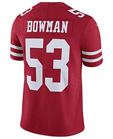 Nike Men's NaVorro Bowman San Francisco 49ers Vapor Untouchable Limited Jersey