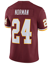 Nike Men's Josh Norman Washington Redskins Vapor Untouchable Limited Jersey