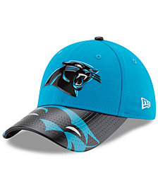 New Era Women's Carolina Panthers 2017 Draft 9FORTY Cap