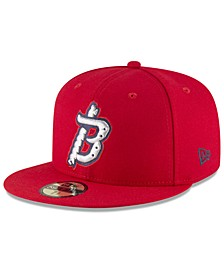 Binghamton Rumble Ponies AC 59FIFTY Fitted Cap