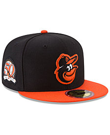 New Era Baltimore Orioles Ultimate Patch Collection Game 59FIFTY Fitted Cap