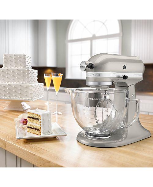 Kitchenaid Artisan Design Series 5 Quart Tilt Head Stand Mixer With
