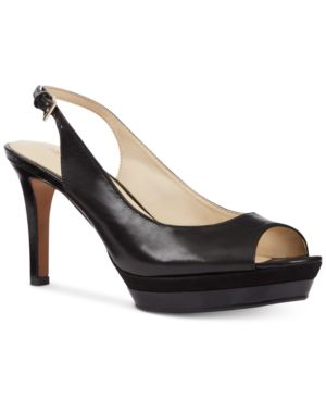 Nine West Able Mid-Heel Pumps Women