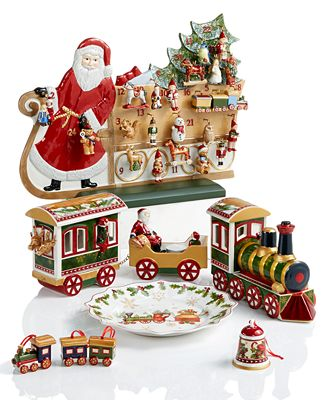 Villeroy And Boch Christmas Ornaments