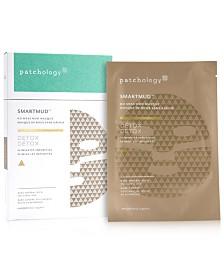 Patchology SmartMud No Mess Mud Masque Set, 4-Pack