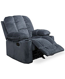 Barbee Glider Recliner, Quick Ship