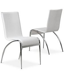 Kanah Chairs (Set of 2), Quick Ship