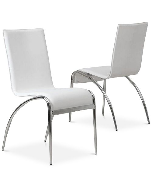 Noble House Kanah Chairs (Set of 2)