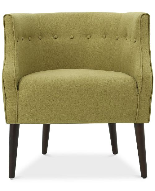 Noble House Pavon Club Chair, Quick Ship