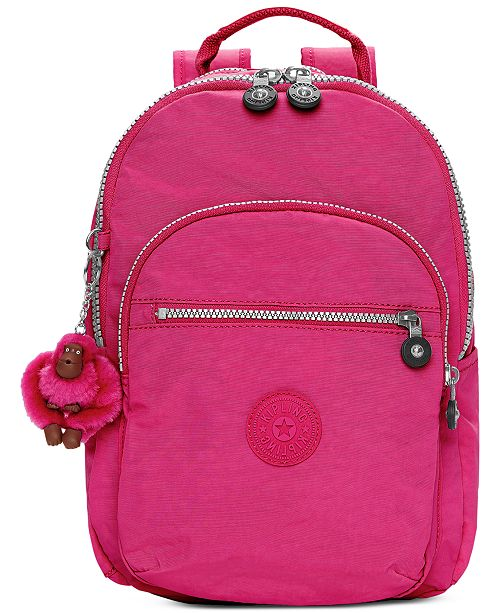 Kipling Seoul Go Small Backpack - Handbags   Accessories - Macy s 32982c6136db3