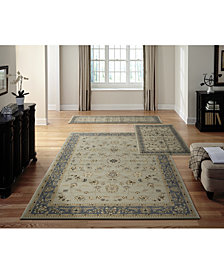 KM Home Roma Isfahan 3-Pc. Rug Set