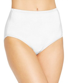 Vanity Fair Illumination® Brief Underwear 13109, also available in extended sizes