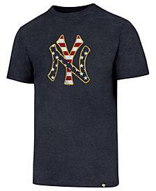 '47 Brand Men's New York Yankees Americana Star T-Shirt