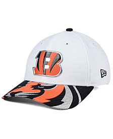 New Era Cincinnati Bengals 2017 Draft Fashion 39THIRTY Cap