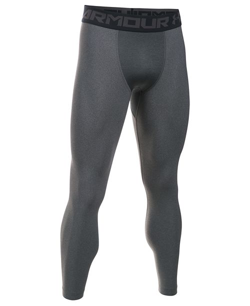 Under Armour Men s HeatGear® Compression Leggings - All Activewear ... 451e87b5c500