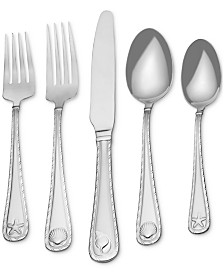 Towle Antigua Frost 20-Pc. Flatware Set, Service for 4