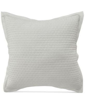 "Nellie Quilted 16"" Square Decorative Pillow"